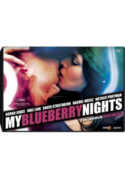 My Blueberry Nights (Ed. Horizontal)