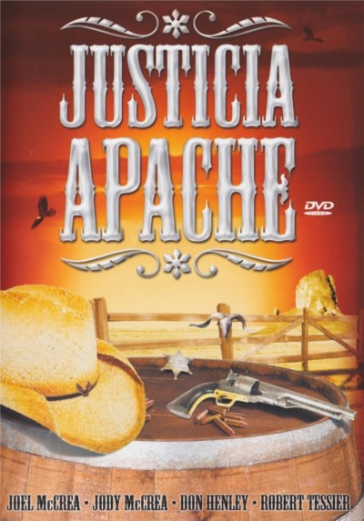 Justicia Apache (Cry Blood, Apache)
