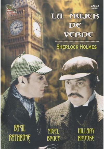 Sherlock Holmes - La Mujer De Verde (The Woman In Green)