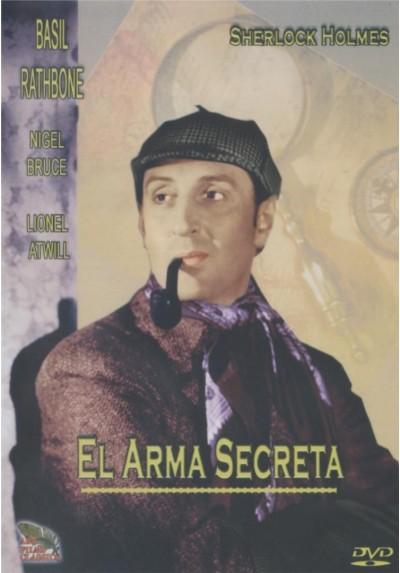 Sherlock Holmes - El Arma Secreta (Sherlock Holmes And The Secret Weapon)
