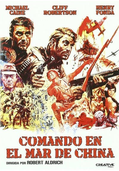 Comando En El Mar De China (Too Late The Hero)