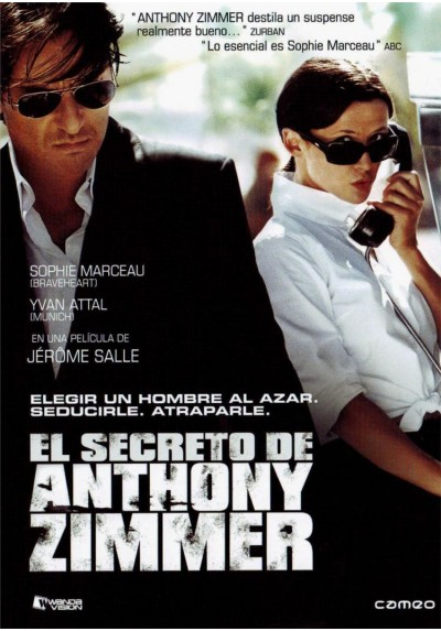 El Secreto De Anthony Zimmer (Anthony Zimmer)