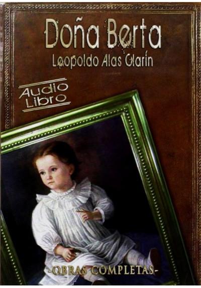 Doña Berta (Leopoldo Alas Clarin) - CD De Audio