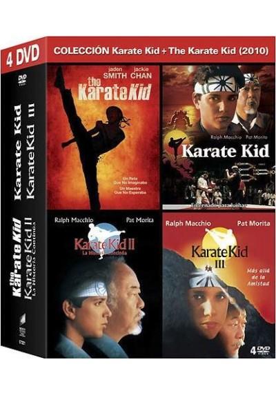 Pack The Karate Kid / Karate Kid / Karate Kid II / Karate Kid III