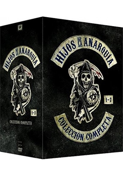 Pack Hijos De La Anarquia - 1ª A 7ª Temporada