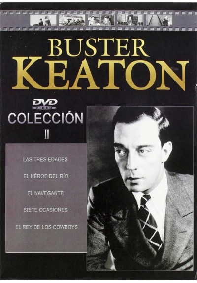 Pack Buster Keaton - Coleccion 2