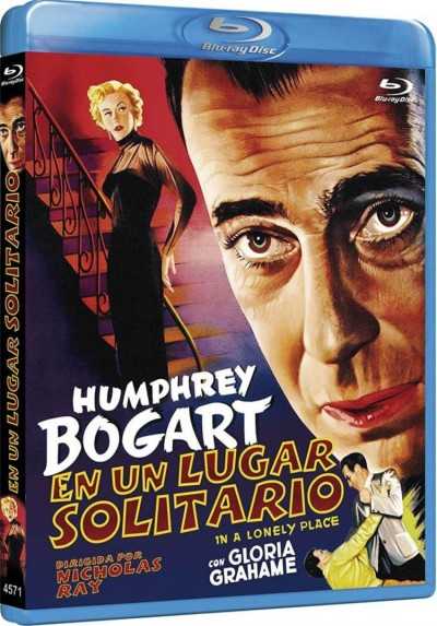 En Un Lugar Solitario (Blu-Ray) (In A Lonely Place)