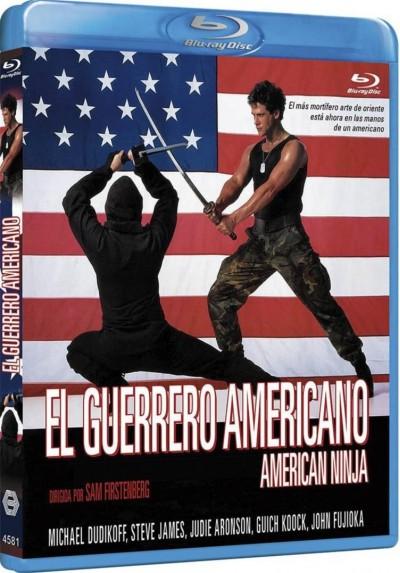 El Guerrero Americano (Blu-Ray) (American Ninja)