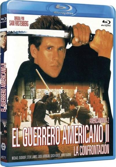 El Guerrero Americano 2: La Confrontacion (Blu-Ray) (American Ninja 2: The Confrontation)