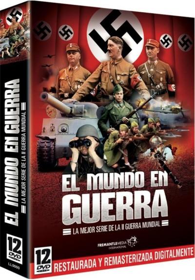 Pack El Mundo En Guerra - Coleccion Completa