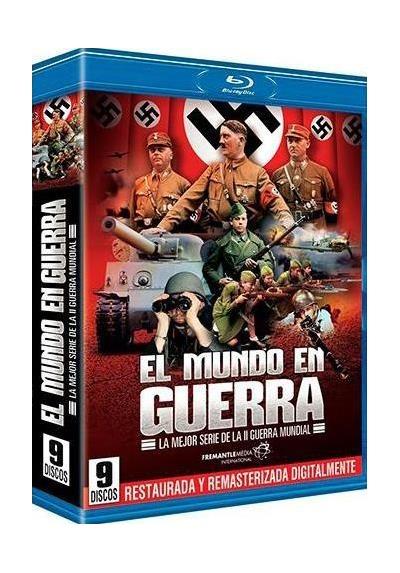Pack El Mundo En Guerra - Coleccion Completa (Blu-Ray)