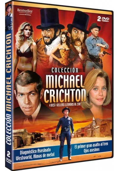 Coleccion Michael Crichton