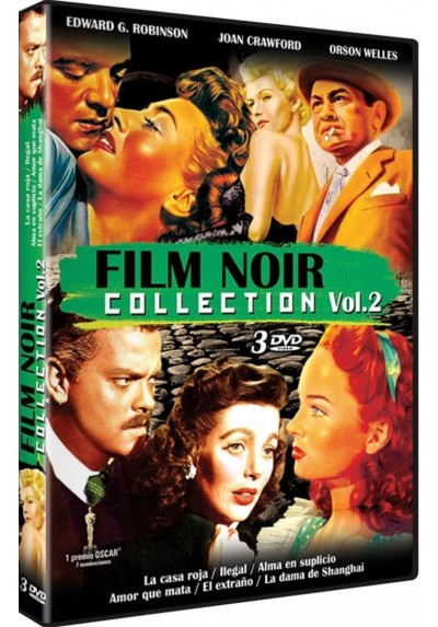 Film Noir Collection - Vol. 2