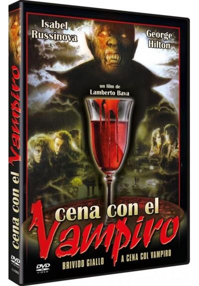 Cena Con El Vampiro (Brivido Giallo - A Cena Coll Vampiro)