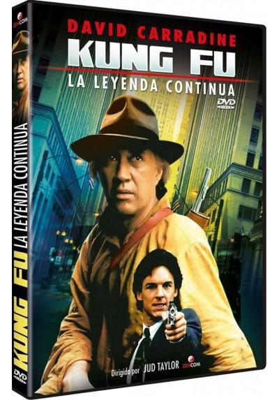 Kung Fu : La Leyenda Continua (Kung Fu: The Legend Continues)