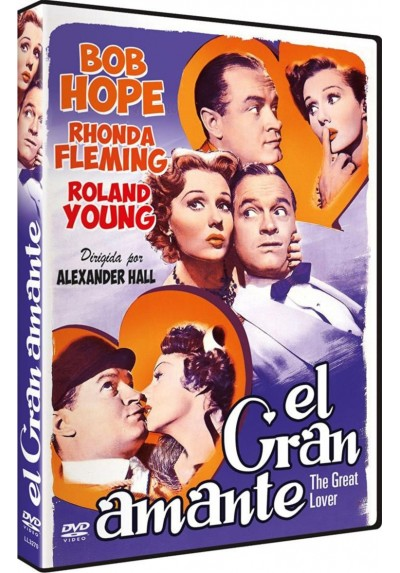 El Gran Amante (1949) (The Great Lover)
