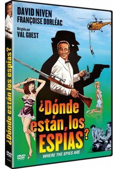 Donde Estan Los Espias? (Where The Spies Are?)