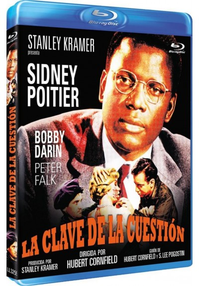 La Clave De La Cuestion (Blu-Ray) (Pressure Point)