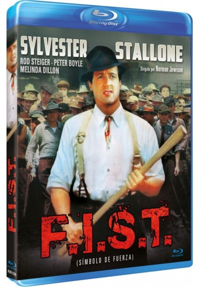 F.I.S.T. (Blu-Ray) (Bd-R)