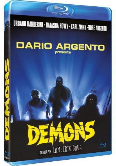 Demons (Dèmoni) (Blu-Ray)