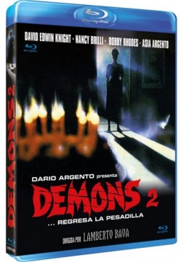 Demons 2 (Demoni 2... L'Incubo Ritorna) (Blu-Ray)