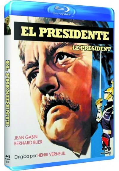 El Presidente (Blu-Ray) (Le President)