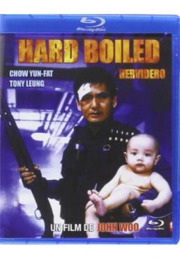 Hard Boiled (Hervidero) (Blu-Ray) (Lat Sau San Taam)