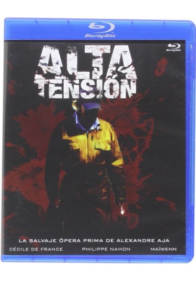 Alta Tension (Blu-Ray) (Haute Tension)