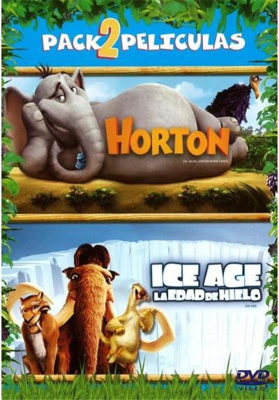 Pack Horton + Ice Age La Edad de Hielo
