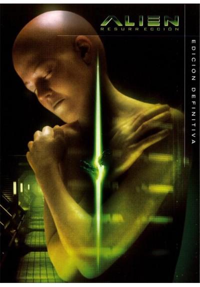 Alien Resurrección - Edición Definitiva