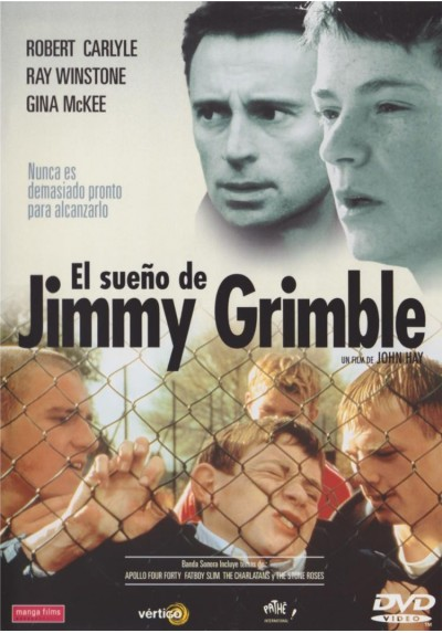 El Sueño De Jimmy Grimble (There Is Only One Jimmy Grimble)