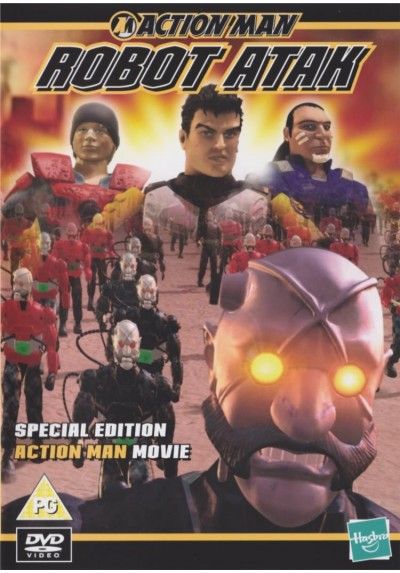 Action Man - Robot Atak (2004)
