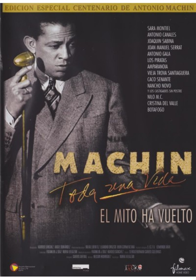 Machin : Toda Una Vida (Edicion Especial Centenario)