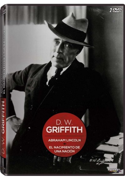 Pack D. W. Griffith: Abraham Lincoln + El Nacimiento De Una Nacion