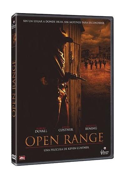Open Range (2 DVD´S)