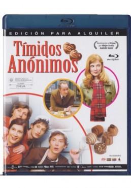 Timidos Anonimos (Blu-Ray) (Les Emotifs Anonymes)