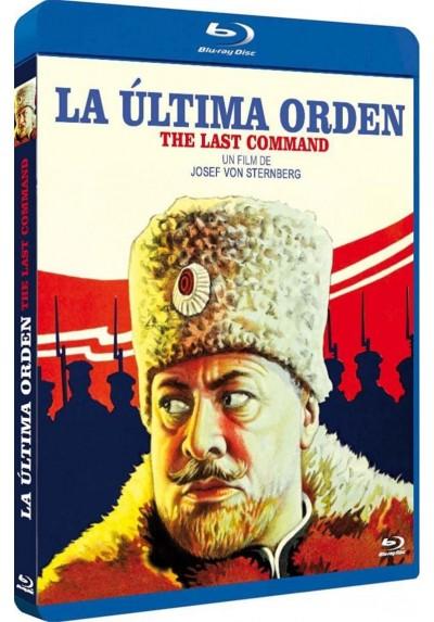 La Ultima Orden (Blu-Ray) (Bd-R) (The Last Command)