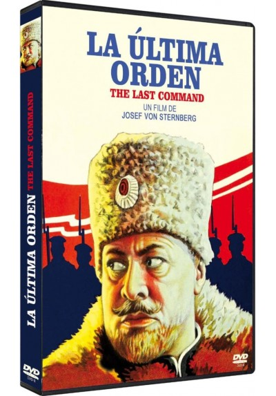 La Ultima Orden (Dvd-R) (The Last Command)