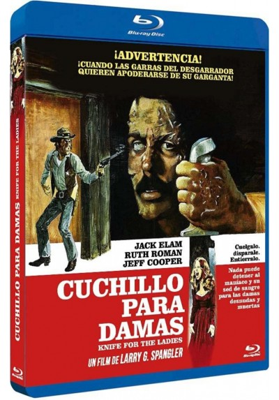 Cuchillo Para Damas (Blu-Ray) (Bd-R) (A Knife For The Ladies)