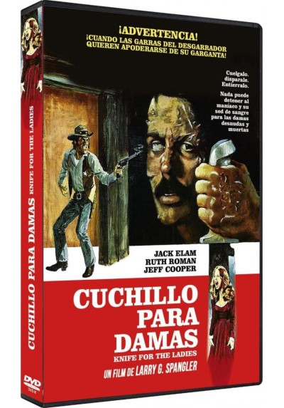 Cuchillo Para Damas (Dvd-R) (A Knife For The Ladies)