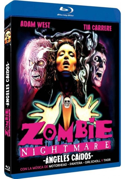 Angeles Caidos - Zombie Nightmare (Blu-Ray) (Bd-R) (Zombie Nightmare)