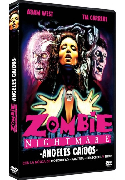 Angeles Caidos - Zombie Nightmare (Dvd-R) (Zombie Nightmare)