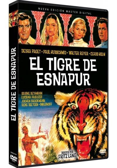 El Tigre De Esnapur (Dvd-R)