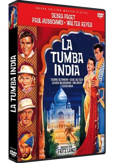 La Tumba India (Dvd-R) (Das Indische Grabmal)