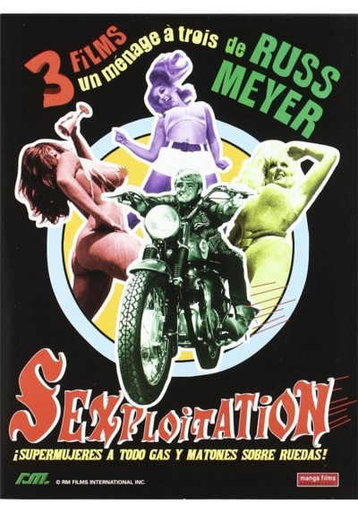 Pack Sexploitation - Russ Meyer