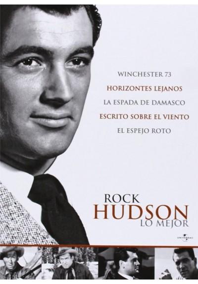 Pack Rock Hudson - Lo Mejor (Ed. Limitada - Metalica)