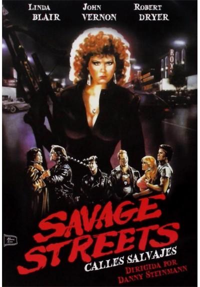 Savage Streets (Calles Salvajes)