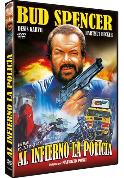 Al Infierno La Policia (Big Man: Polizza Inferno)