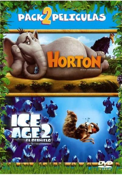 Pack Horton + Ice Age 2, El Deshielo