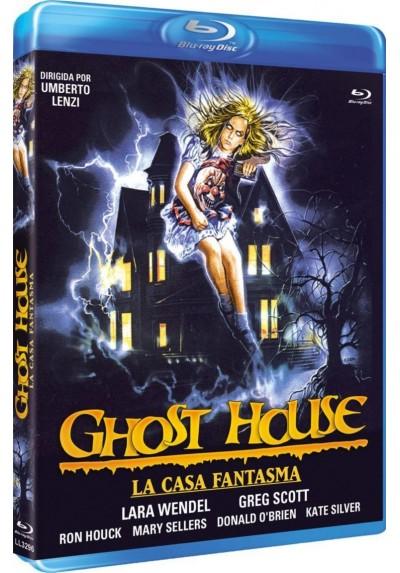 La Casa Fantasma (Blu-Ray) (La Casa 3)